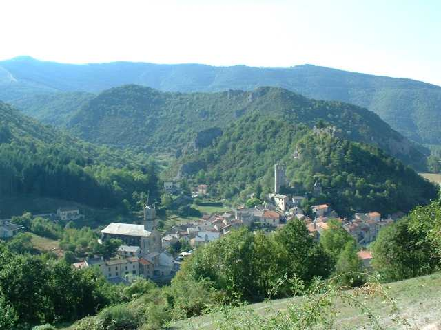 village de Brusque